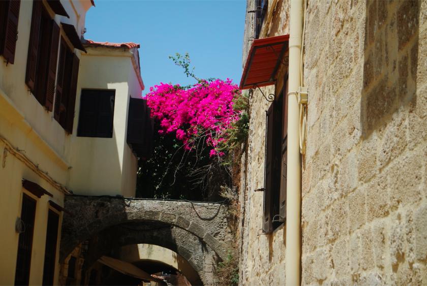 Greece, Streets