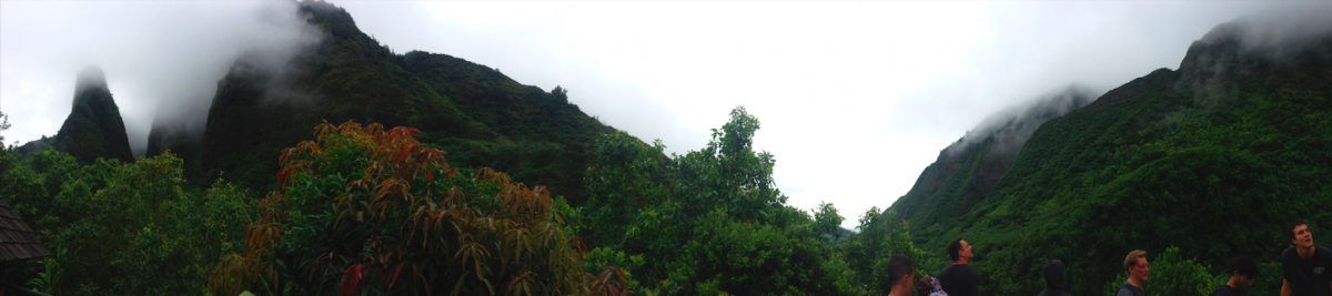 Iao Valley II